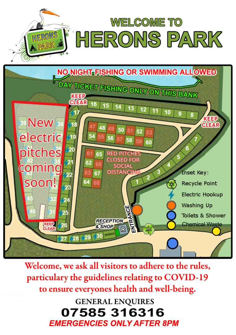 CAMPING HANDOUT FRONT 2020 COVID QR CODE